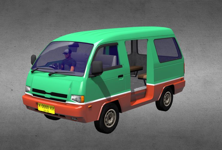 Vehicle Modding Tutorial – Bus Simulator Indonesia